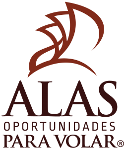 Logos Alas Vertical - Color